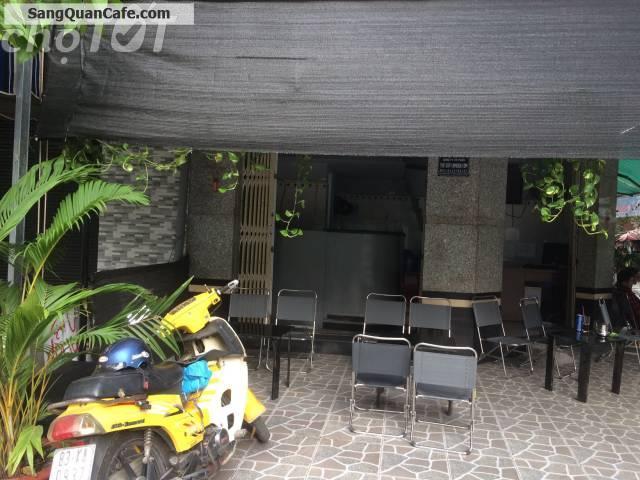 Sang quán cafe cổng sau cty BonChen mặt tiền