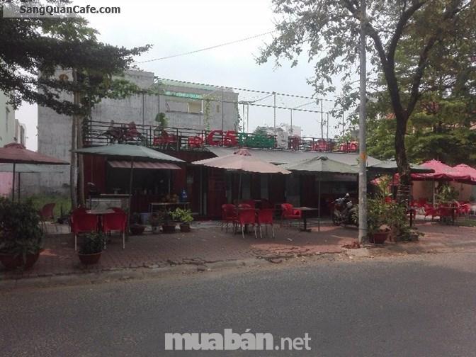 Sang Quán Cafe Container Khu Dân Cư Nam Long Q.9