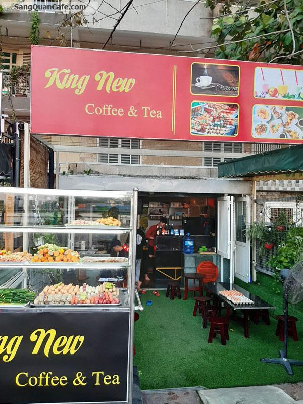 Sang quán cafe Cư Xá Thanh Đa