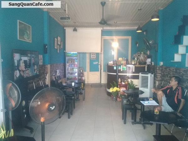 Sang quán cafe đã kinh doanh được 2 năm