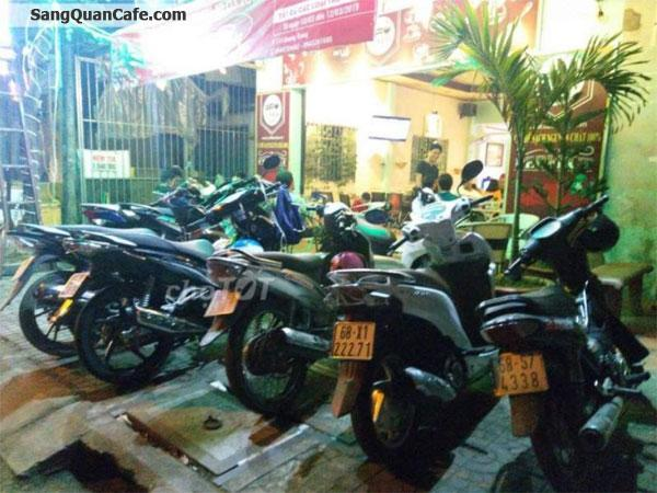 Sang quán Cafe đang hoạt động tốt tại Kiêng Giang