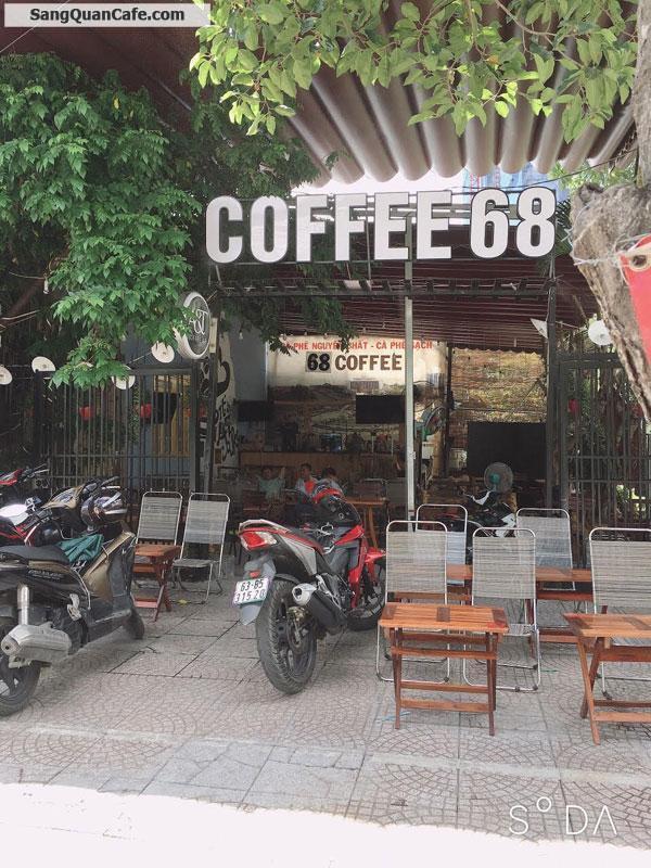 Sang quán Cafe đang hoạt động tốt tại Quận Bình Tân