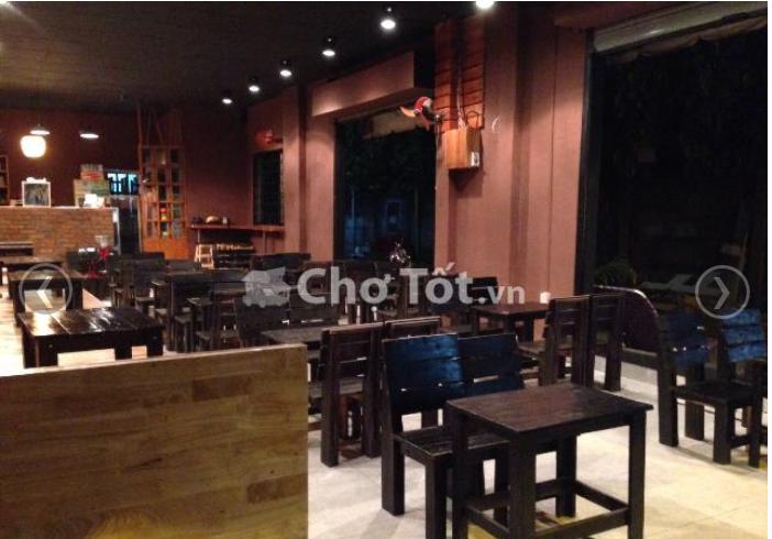 Sang quán cafe đang KD tốt tại quận Phú Nhuận