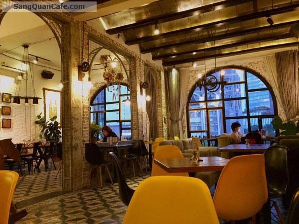 Sang Quán cafe đang kinh doanh