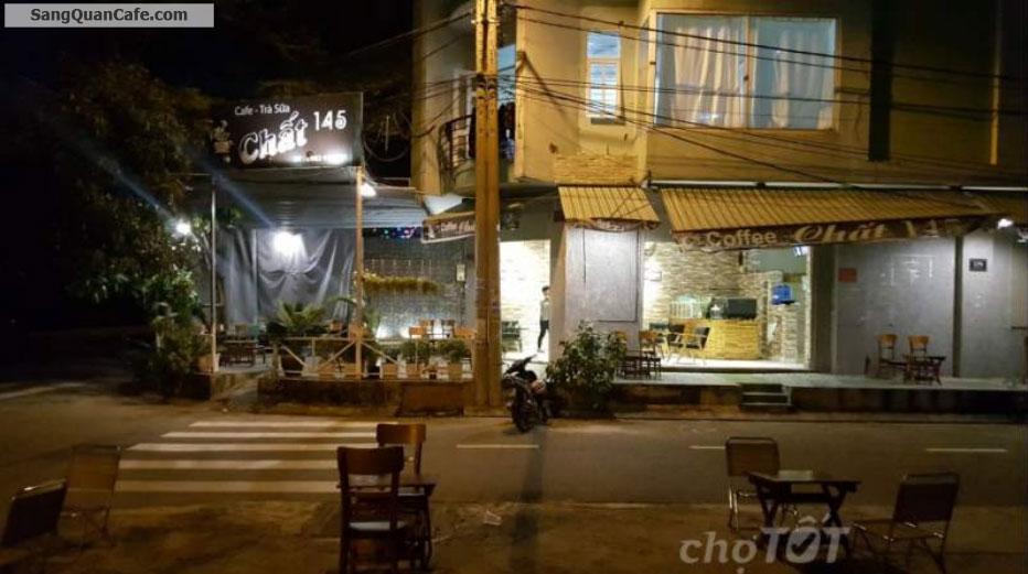 Sang Quán cafe đang kinh doanh rất tốt