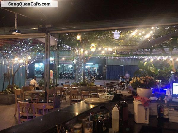 Sang quán cafe Đang kinh doanh tốt Quận 12