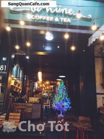 Sang quán cafe decor đẹp mắt, vào kinh doanh ngay