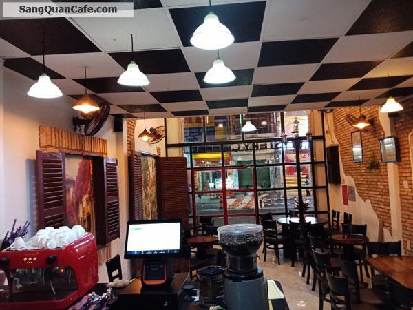 Sang Quán Cafe DeCor Mới Đẹp quận Tân Phú