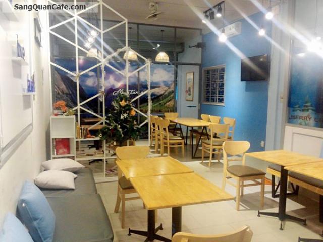 Sang quán cafe - điểm tâm - Cơm văn phòng