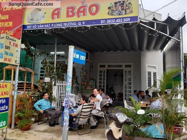 Sang quán Cafe - Điểm Tâm góc 2 Mặt tiền