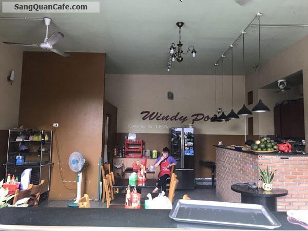 Sang quán cafe điểm tâm quận 12