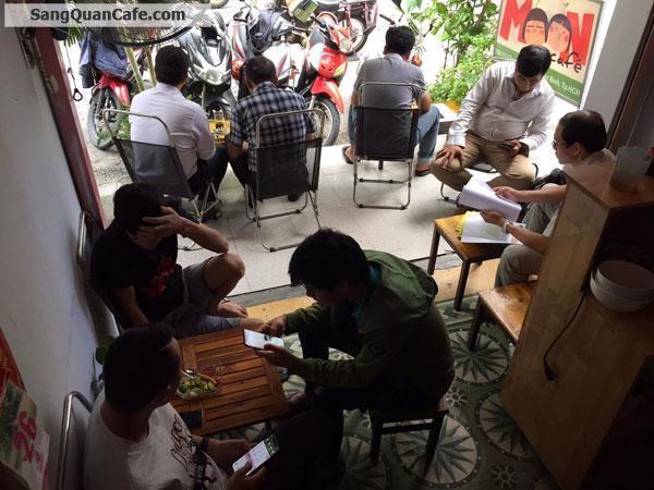 Sang quán cafe, điểm tâm quận Tân Bình