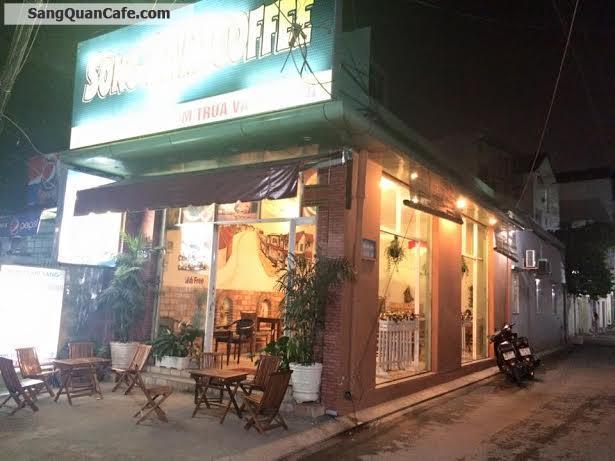 Sang quán Cafe - Điểm Tâm Sáng - Cơm Trưa Văn Phòng