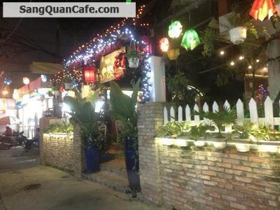 Sang quán Cafe - Điểm tâm sáng - Cơm trưa văn phòng Quận Tân Bình