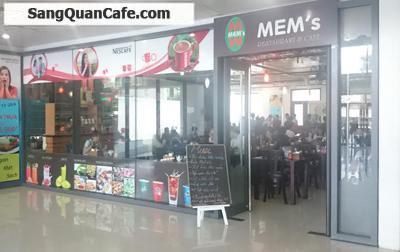 Sang quán cafe - điểm tâm sáng - cơm trưa VP Quận 4
