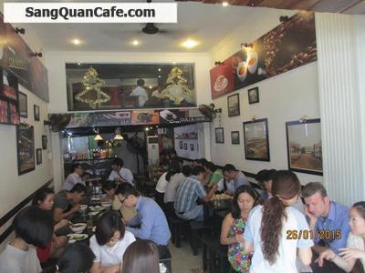 Sang quán cafe - Điểm Tâm Sang - Cơm Văn Phòng quận 1