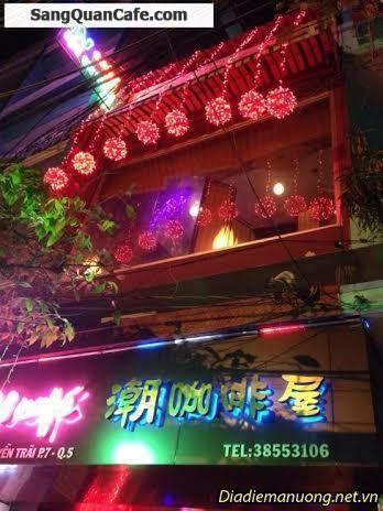 Sang quán Cafe - Điểm tâm sáng - Cơm VP & Phòng trà hát với nhau