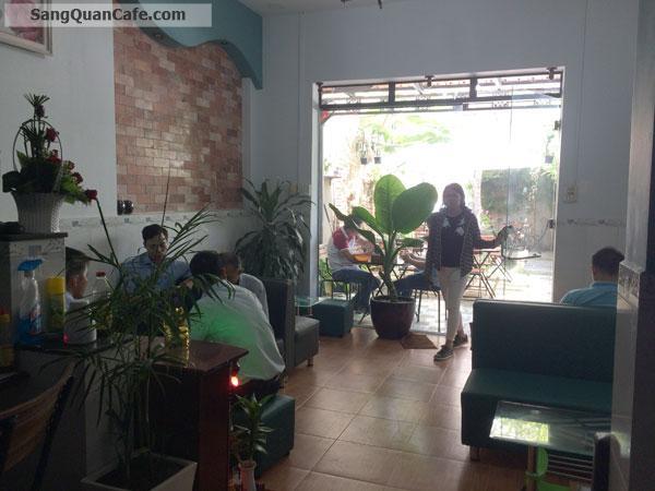 Sang quán cafe Điểm Tâm sáng - Cơm VP Đường huỳnh tấn phát, quận 7