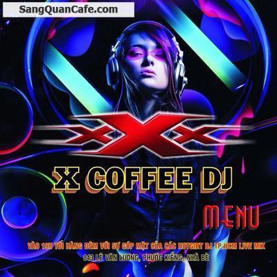 Sang Quán Cafe DJ , Ngay Căn Hộ Chung Cư HAGL