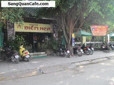 Sang Quán Cafe DJ 2 Mặt Tiền