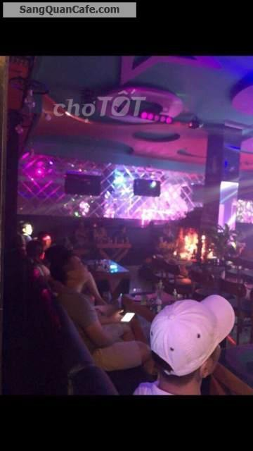 Sang quán Cafe DJ 2 mặt tiền Đường D5