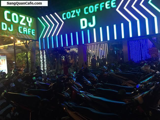 Sang quán Cafe DJ đường Đồng Nai khu CX Bắc Hải