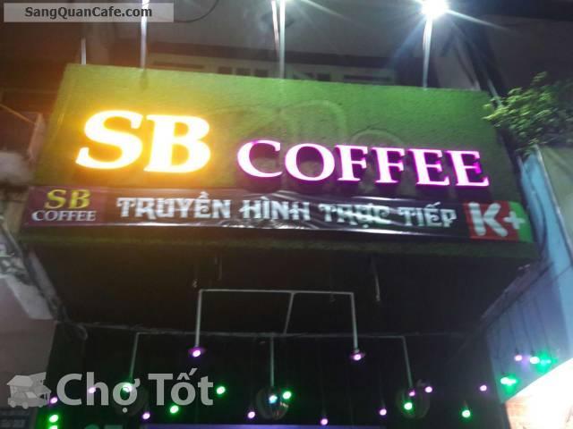 Sang quán cafe DJ mặt tiền 27 Bàu Cát Quận Tân Bình.