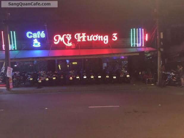 Sang quán cafe DJ máy lạnh hoạt động trên 10 năm