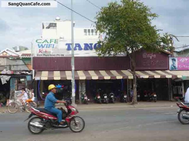 Sang quán cafe DJ - Máy Lạnh trung tâm quận 8