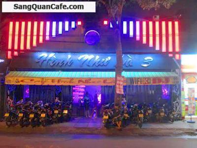 Sang Quán Cafe DJ khu Lữ Gia quận 11