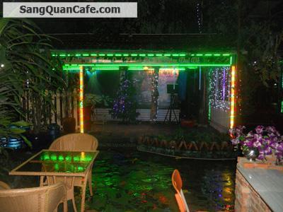 Sang quán cafe DJ quận 12