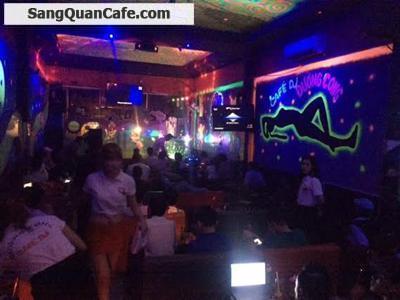 Sang quán cafe DJ quận 7