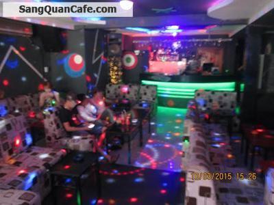 Sang quán cafe DJ Quận 8
