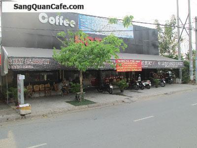 Sang quán cafe DJ vị trí đẹp quận 7