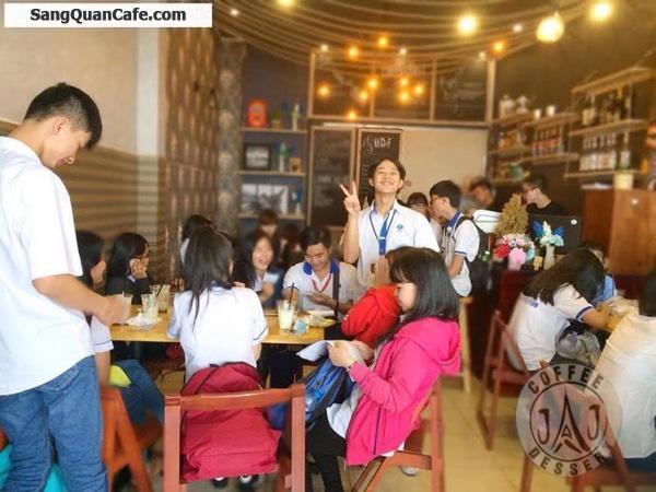 Sang quán cafe, đồ ăn nhanh đường Lê Trọng Tấn