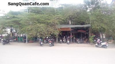 Sang quán Cafe đối diện CC Bình Khánh