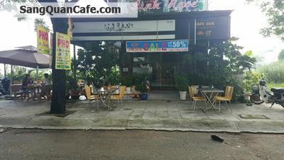 Sang quán cafe đối diện chung cư Thủ Thiểm Star