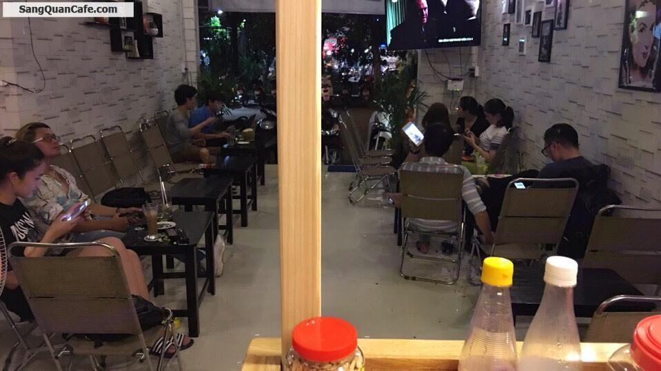 Sang quán cafe đối diện công viên Lưu Chí Hiếu, Tân Phú