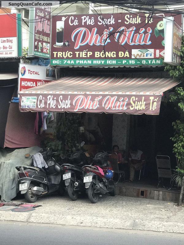 Thanh lý vật dụng quán cafe đối diện Thánh Đường Hi Vọng