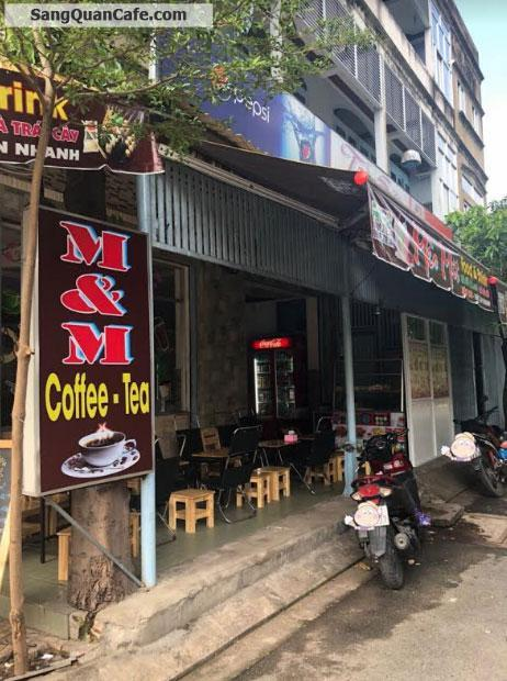 Sang quán cafe đối diện Trung Tâm Giáo dục thường xuyên Quận Tân Phú