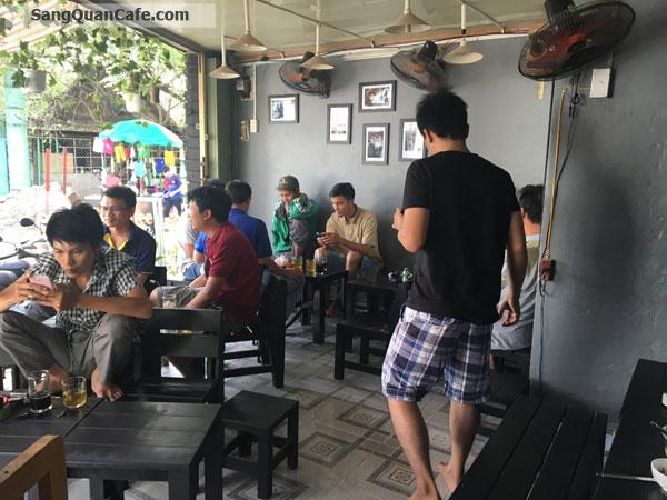 Sang quán cafe đối diện trường Cao Đẳng Công Thương quận 9