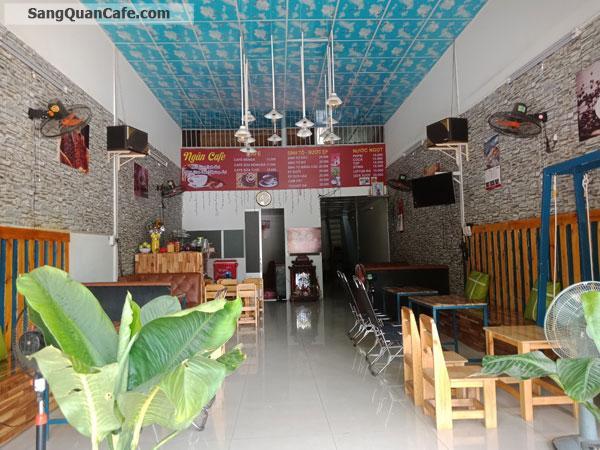 Sang Quán Cafe Đối diện UBND Nhà Bè