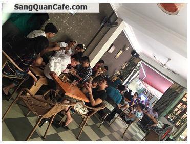 Sang quán cafe đông khách quận Tân Bình