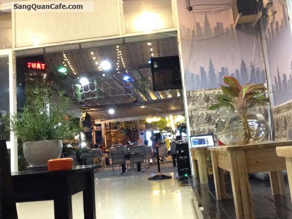 Sang quán cafe đông khách mặt tiền đẹp