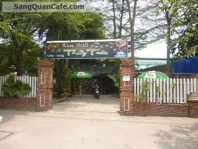 Sang quán cafe đông khách ngay trạm thu phí An Phú,  Bình Dương