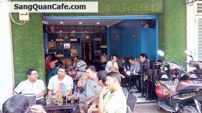 Sang quán cafe đông khách quận 10