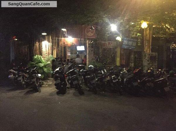 Sang quán cafe đông khách quận Bình Thạnh