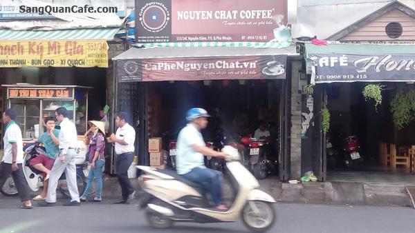 Sang quán Cafe đường  Nguyễn Kiệm