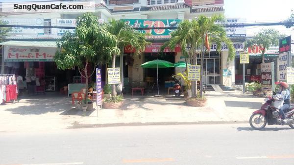Sang quán Cafe đường An Phú Tây