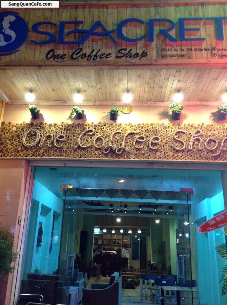 Sang quán cafe đường Âu Cơ